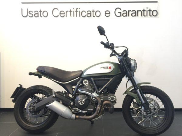Ducati Scrambler 800 Urban Enduro 2015 Ducatimilano