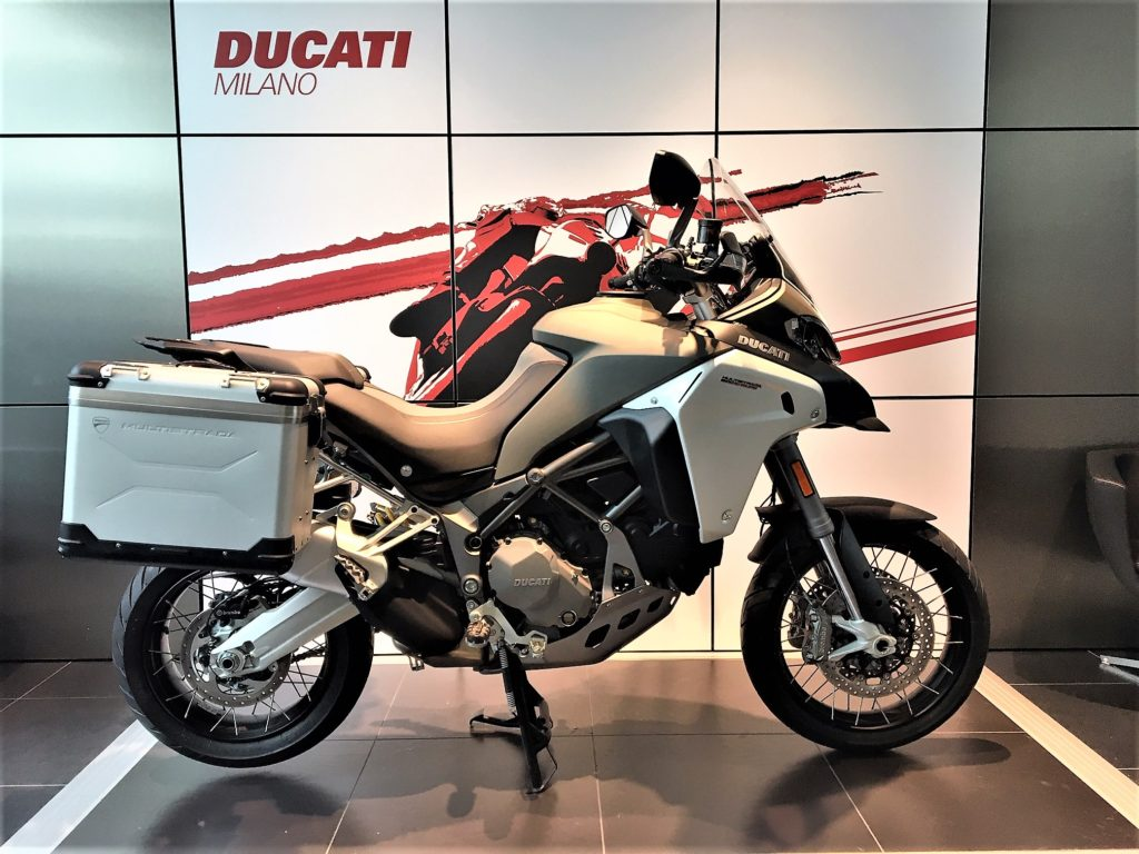 originale uomo in vendita online Ducati Multistrada 1200 Enduro Touring Pack (MY 2018) – 2019
