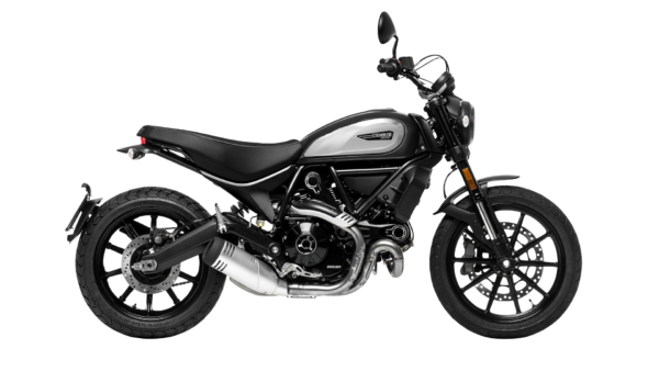 Scrambler Ducati Icon Dark