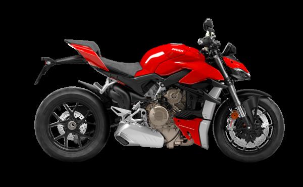Ducati Milano, Streetfighter V4.